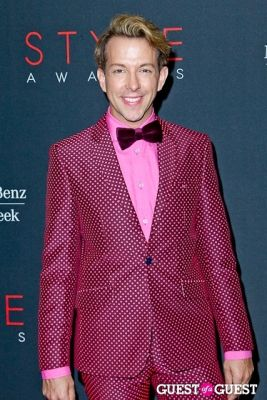 derek warburton in The 10th Annual Style Awards