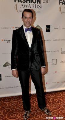 derek warburton in WGSN Global Fashion Awards.