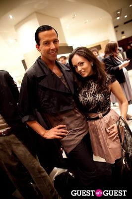 derek warburton in Join Saks, Allegri and Michelle Alves to Celebrate High School of Fashion Industries