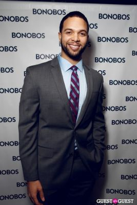 Deron Williams + Bonobos