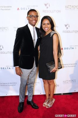 derrius quarles in Resolve 2013 - The Resolution Project's Annual Gala