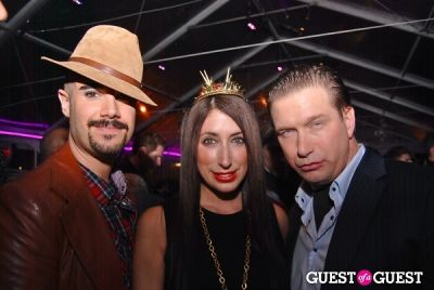 stephen baldwin in W Hotels Presents Mick Rock With Phantogram + Mark Ronson