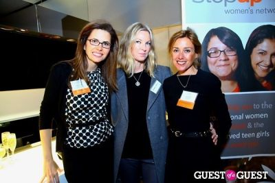 julia goldin in Step Up Soiree 2012: An Evening With Media Mavens