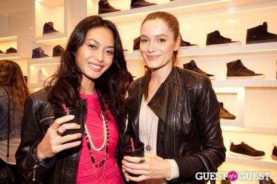 desiree siahaan in SUPRA Santa Monica Grand Opening Event