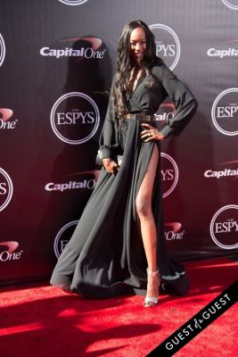 destinee hooker in The 2014 ESPYS at the Nokia Theatre L.A. LIVE - Red Carpet