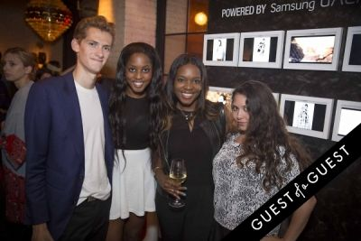 andrea uku in You Should Know Launch Party Powered by Samsung Galaxy