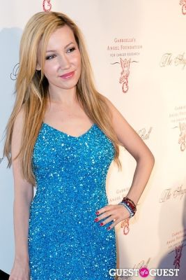 devorah rose in Gabrielle's Angel Foundation Hosts Angel Ball 2012