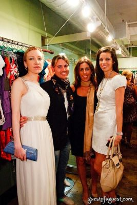 naila chbib in The Green Room NYC Presents a Trunk Show and Cocktails