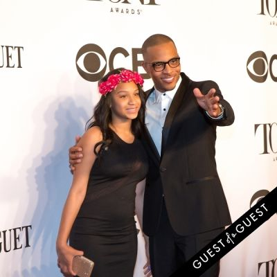 deyjah imani-harris in The Tony Awards 2014