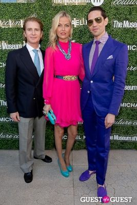 eric javitz in Michael Kors 2013 Couture Council Awards