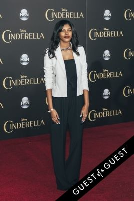 diamond white in Premiere of Disney's