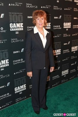 diana nyad in 2011 Huffington Post and Game Changers Award Ceremony