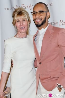swizz beatz in The Gordon Parks Foundation Awards Dinner and Auction 2013