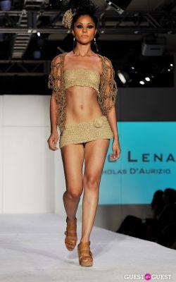 diana saldana in NY Fame Fashion Week Charity Benefit