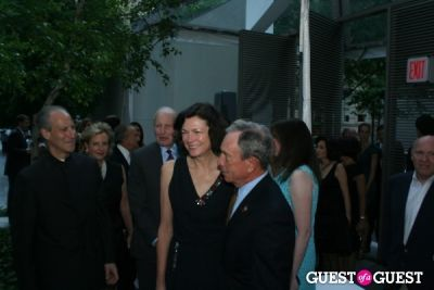 diana taylor in MOMA Garden Party