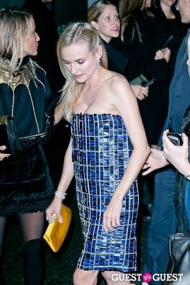 diane kruger in Chanel Fine Jewelry Presents