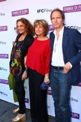 diane von-furstenburg in Special Screening of CHANGE OF PLANS Hosted by Diane Von Furstenburg and Barry Diller