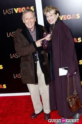 dick cavett in Last Vegas Premiere New York