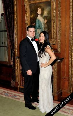 diego a.-miranda in The Frick Collection Young Fellows Ball 2015