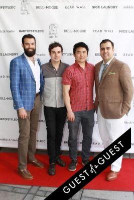 diego echeverri in Art of Style Happy Hour: Meet The Best New Menswear Startups