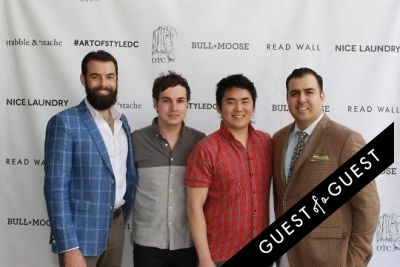 ricky choi in Art of Style Happy Hour: Meet The Best New Menswear Startups