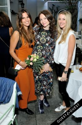 ana fritsch in Monica + Andy Baby Brand Celebrates Launch of
