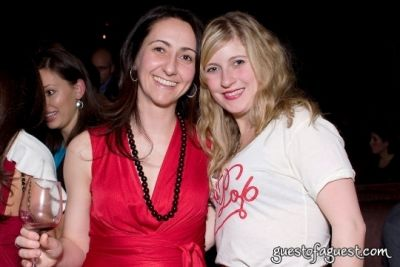jennifer costantino in American Heart Association Young Professionals Toast American Heart Month