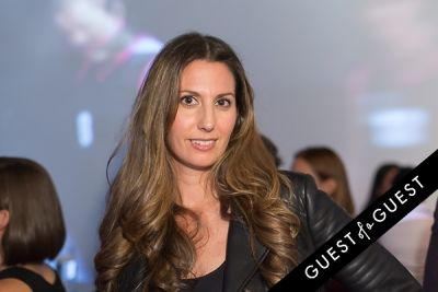 dina putko in Glasswing Ambassadors' Party