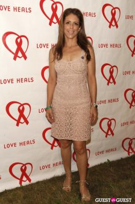 dini von-mueffling in 20th Anniversary of Love Heals At Luna Farm