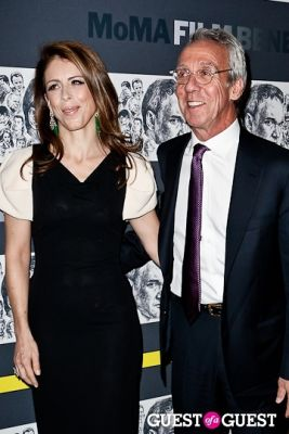 dini von-mueffling in Museum of Modern Art Film Benefit: A Tribute to Quentin Tarantino