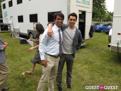 max minghella in Social Network Filming @ Henley Royal Regatta