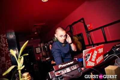 dj alex-edge in Fashion Week at OPM Brooklyn hosted by Fashion TV