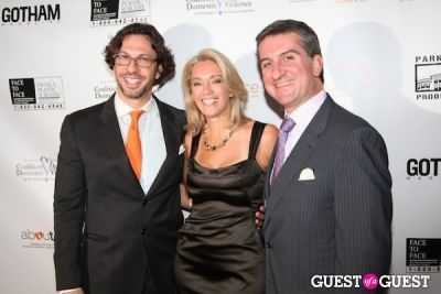 doctor minas-constantindes in 10th Annual About Face Benefit for Domestic Violence Survivors