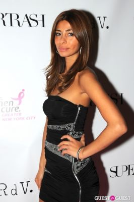 dolshe gulsen in SuperTrash for Susan G. Koment - Fashion Fighting for the Cure hosted by Roxy Olin