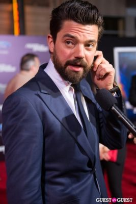 dominic cooper in U.S. Premiere Of Dreamworks Pictures