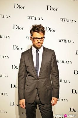 dominic cooper in Picturing Marilyn @ Milk