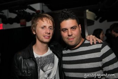 dominic howard in Phoenix After Party