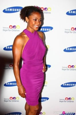 dominique dawes in Samsung 11th Annual Hope for Children Gala