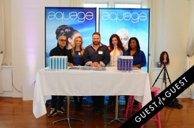 luis alvarez in Beauty Press Presents Spotlight Day Press Event In November