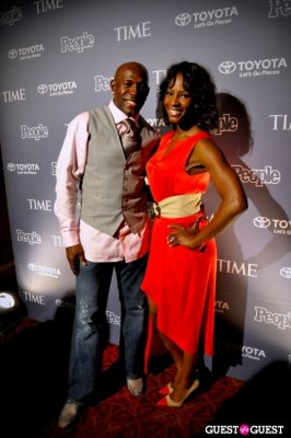 donald driver in People/TIME WHCD Party