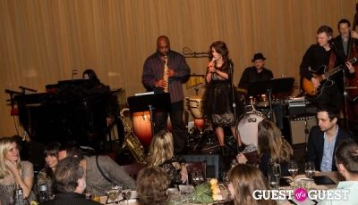 eric holden in A Night With Laura Bryna At Herb Alpert's Vibrato Grill Jazz