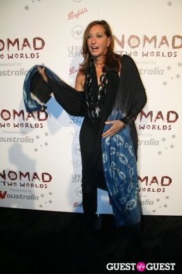 donna karan in Nomad Two Worlds Opening Gala