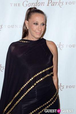 donna karan in The Gordon Parks Foundation Awards Dinner and Auction 2013
