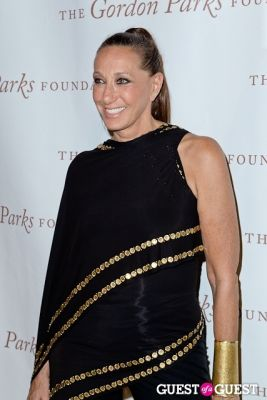 donna karan in The Gordon Parks Foundation Awards Dinner and Auction 2013