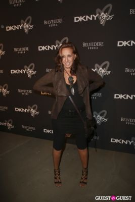 donna karan in #DKNY25 Birthday Bash