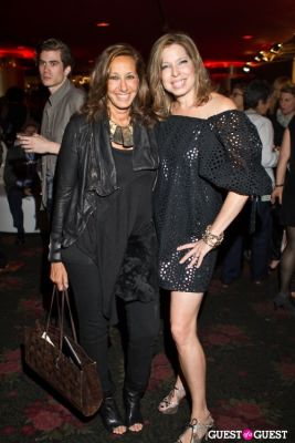 donna karan in Creative Time Benefit 2012