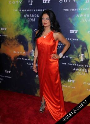donna de-cruz in Fragrance Foundation Awards 2014