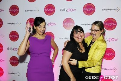 margarita melendez in Daily Glow presents Beauty Night Out: Celebrating the Beauty Innovators of 2012