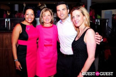 doreen gentzler in Newsbabes Bash For Breast Cancer
