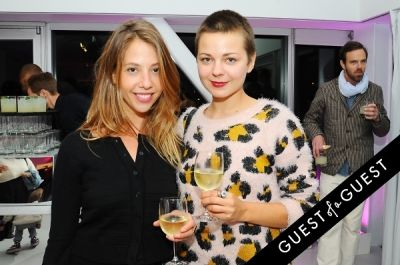 doria santlofer in Refinery 29 Style Stalking Book Release Party